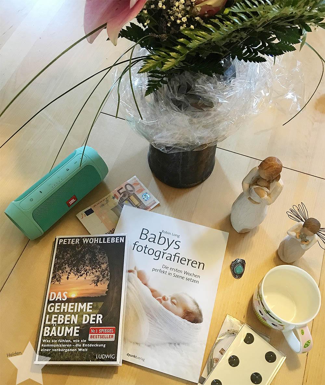 Geburtstagsgeschenke zum 30. - www.helden-familie.de