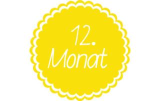 12 Monate Heldenmädchen - mein Baby ist ein Jahr alt!