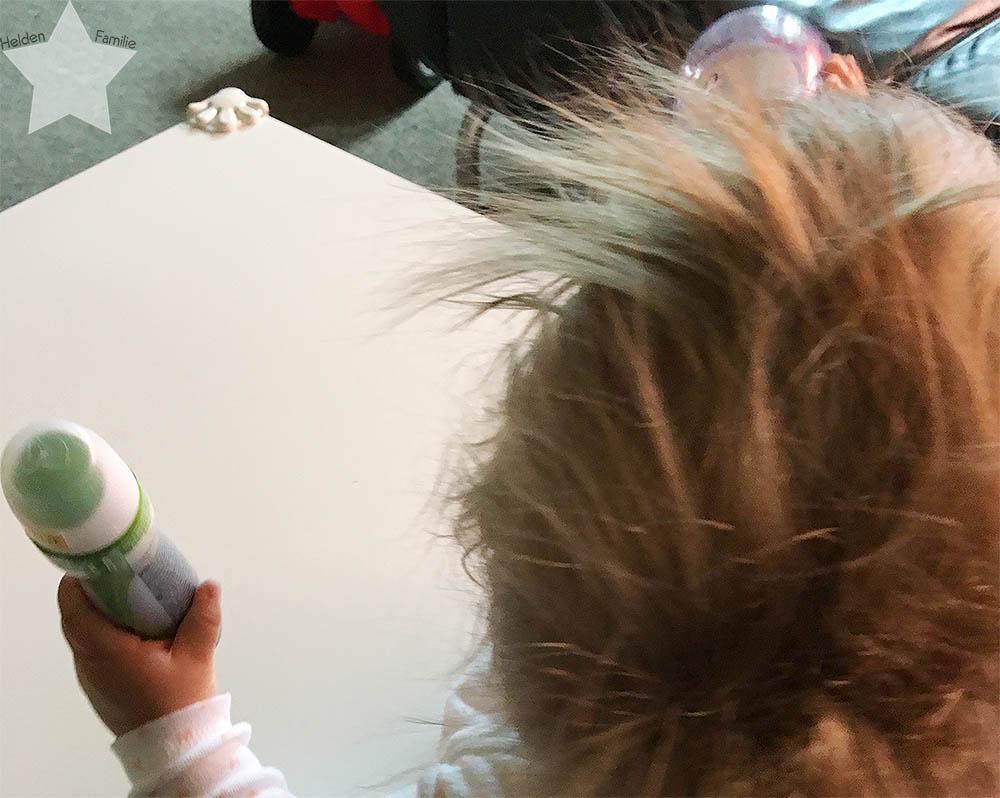 Wochenende in Bildern - Lotte spielt