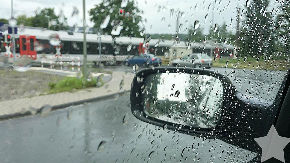 Wochenende in Bildern - es regnet