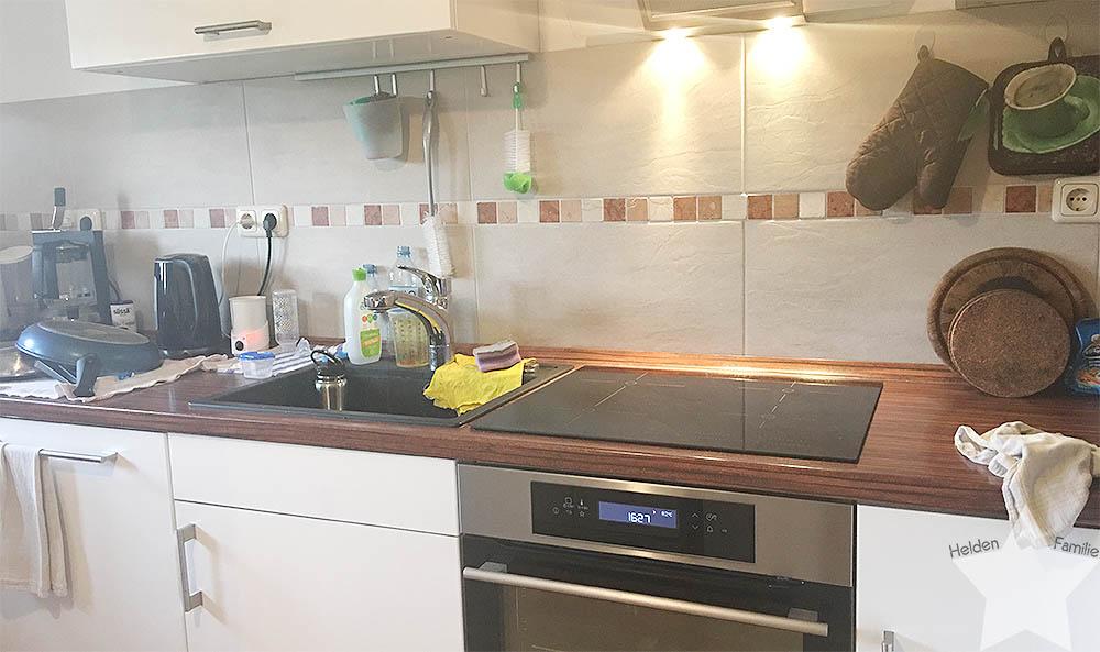 12 von 12 im Juni - Küche aufgeräumt #myrealkitchen
