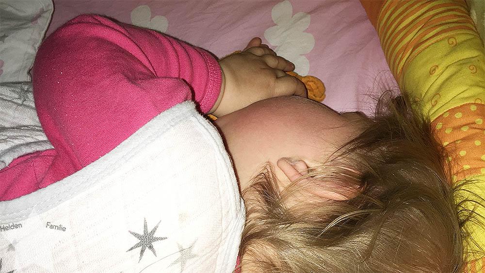 Wochenende in Bildern - Einschlafbegleitung