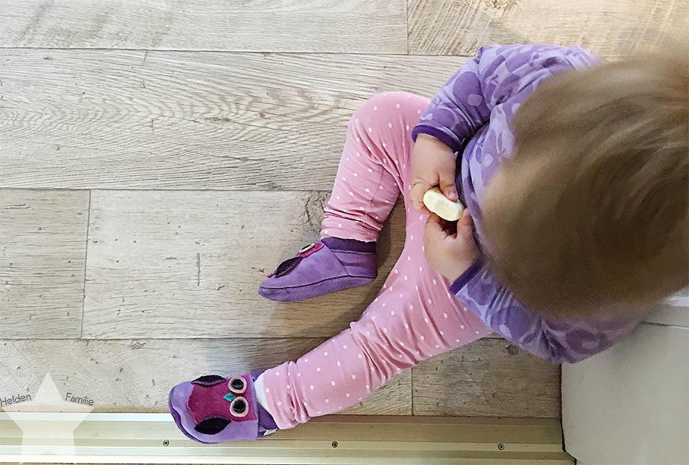 Wochenende in Bildern - Käse für das Baby