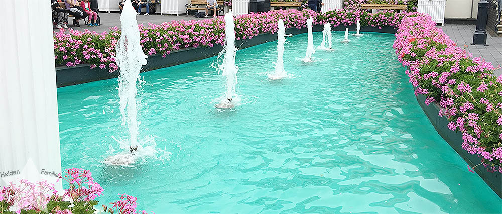 Phantasialand - Wochenende in Bildern - Wasser