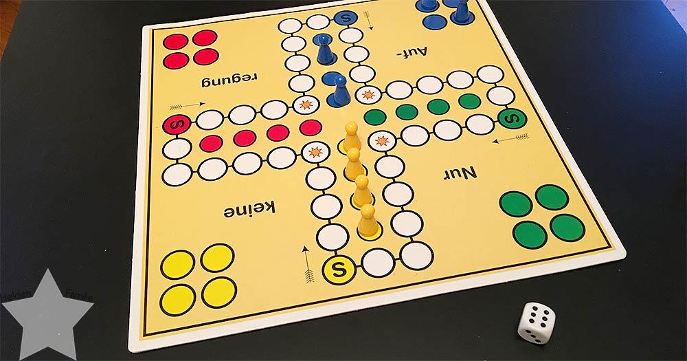 Heimerziehung - Praktikum - Spiel spielen