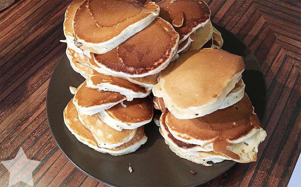 Wochenende in Bildern - Pancakes am Sonntag