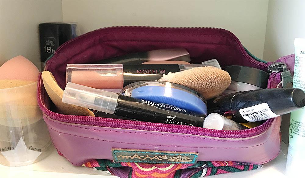 Wochenende in Bildern - Make-up für Mama