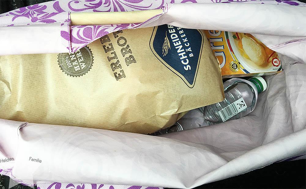 12 von 12 Juli 2016 - Uni-Alltag - Einkauf auf dem Nachhauseweg