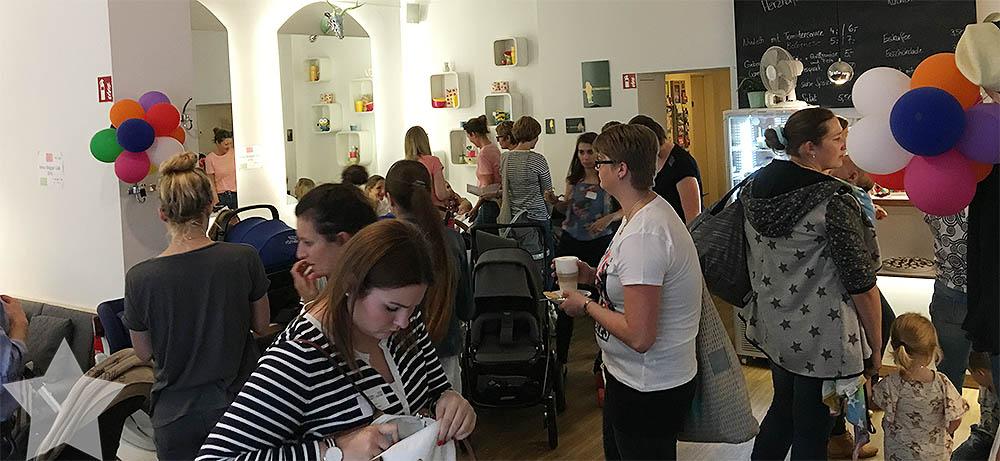 Btitax Blogger Café 2016 - die Blogger sind da