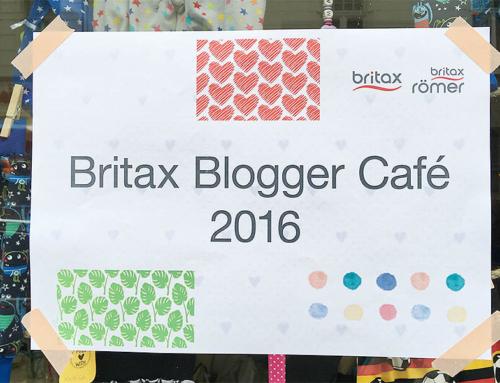 Britax Blogger Café (2016)