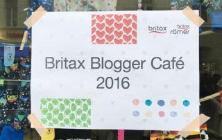 Britax Blogger Café - ich war (wieder) dabei!