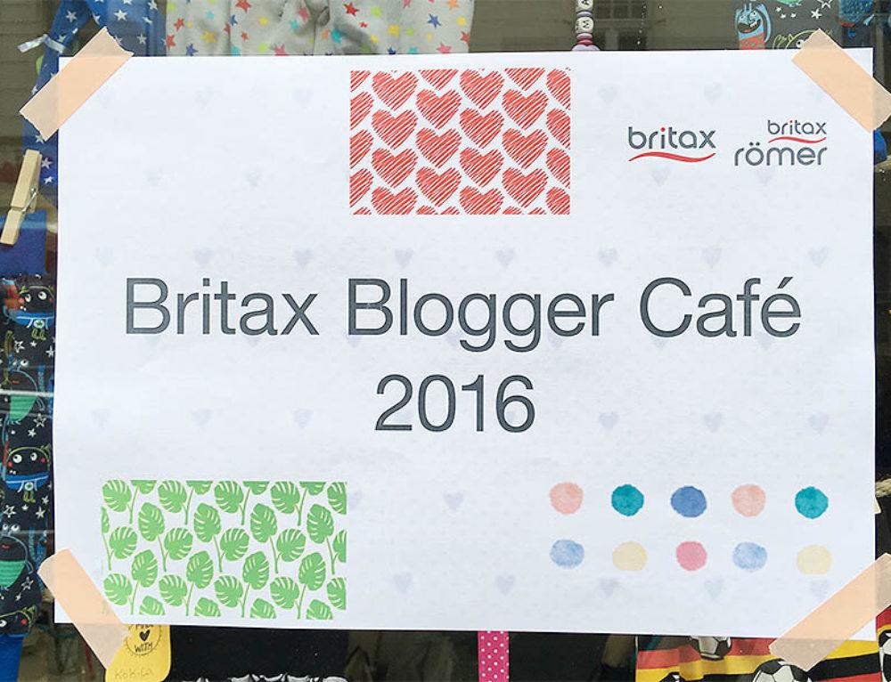 Britax Blogger Café – ich war (wieder) dabei!