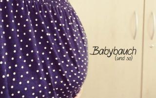 Schwangerschaftsupdate - da muss doch mal was kommen | 5. Monat