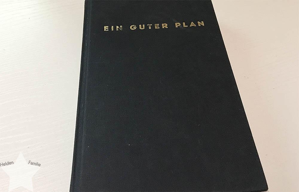 5 Freitagslieblinge - Lieblingsbuch - Ein guter Plan