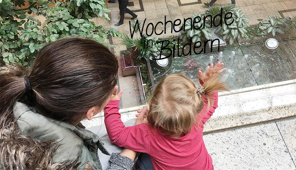 Wochenende in Bildern - Schuhkauf und Baby-Basar