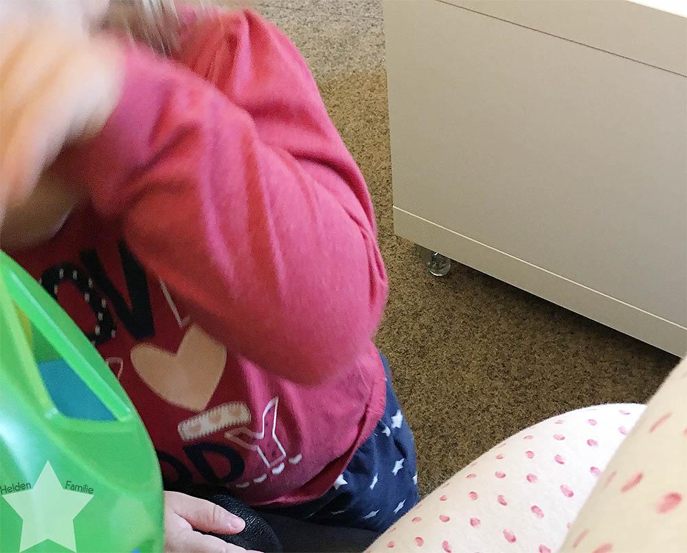 Wochenende in Bildern - Schuhkauf und Baby-Basar - früh wach mit dem Kleinkind