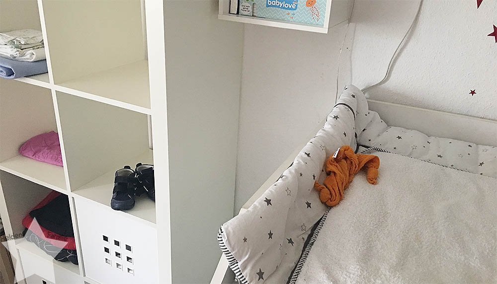 Wochenende in Bildern - Schuhkauf und Baby-Basar - Platz für Kindersachen