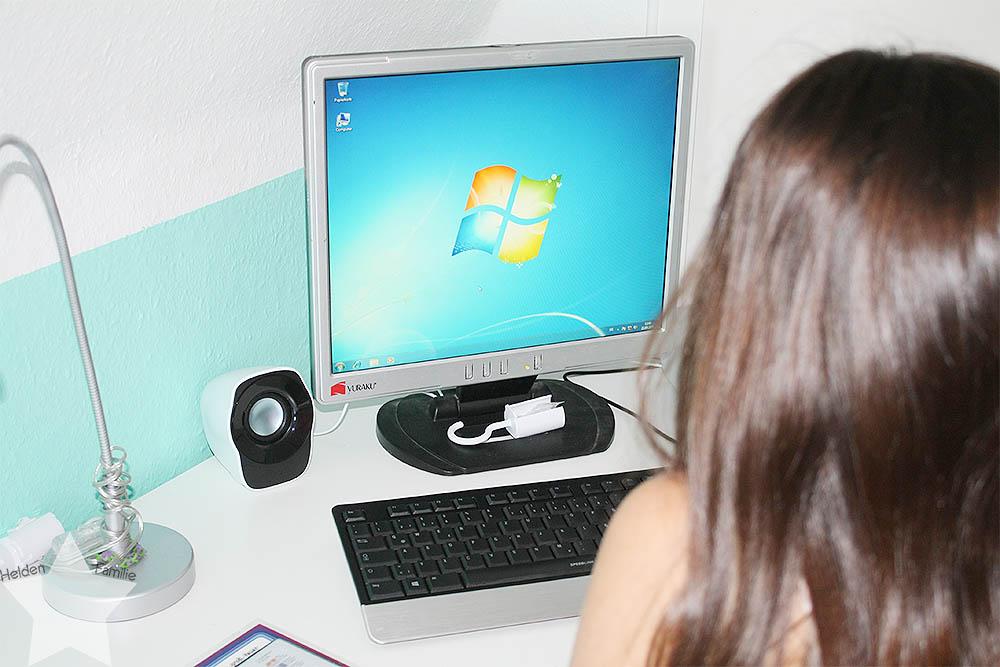 Wochenende in Bildern - 12. Geburtstag - der erste eigene PC