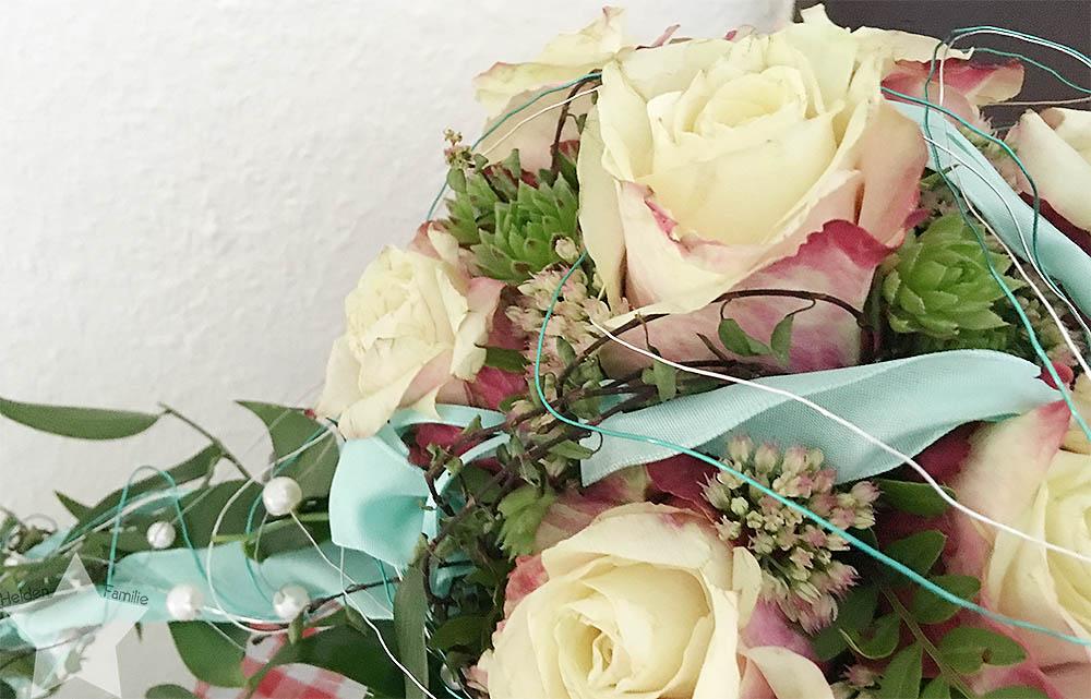 After Wedding Alltag - 12von12 September 2016 - Brautstrauß haltbar machen