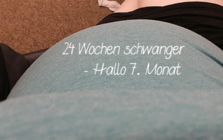 Schwangerschaftsupdate - Hallo Bauch, ich mag Dich! | 7. Monat