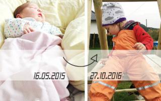 das autonome Kleinkind - 18 Monate Lotte