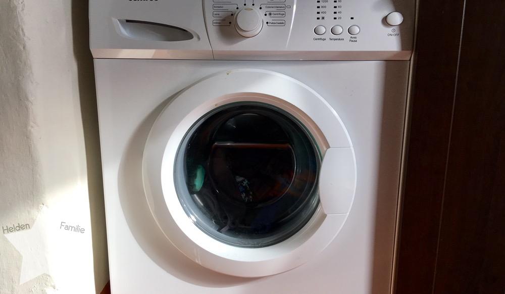 12von12 im Oktober - Shopping-fail - Wäsche waschen