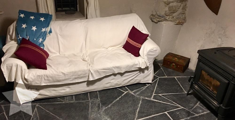 12von12 im Oktober - Shopping-fail - Wohnzimmer im Ritter-Stil