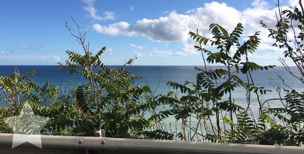 Wochenende in Bildern - Urlaub in Ligurien - Ausblick von der Landstraße aus