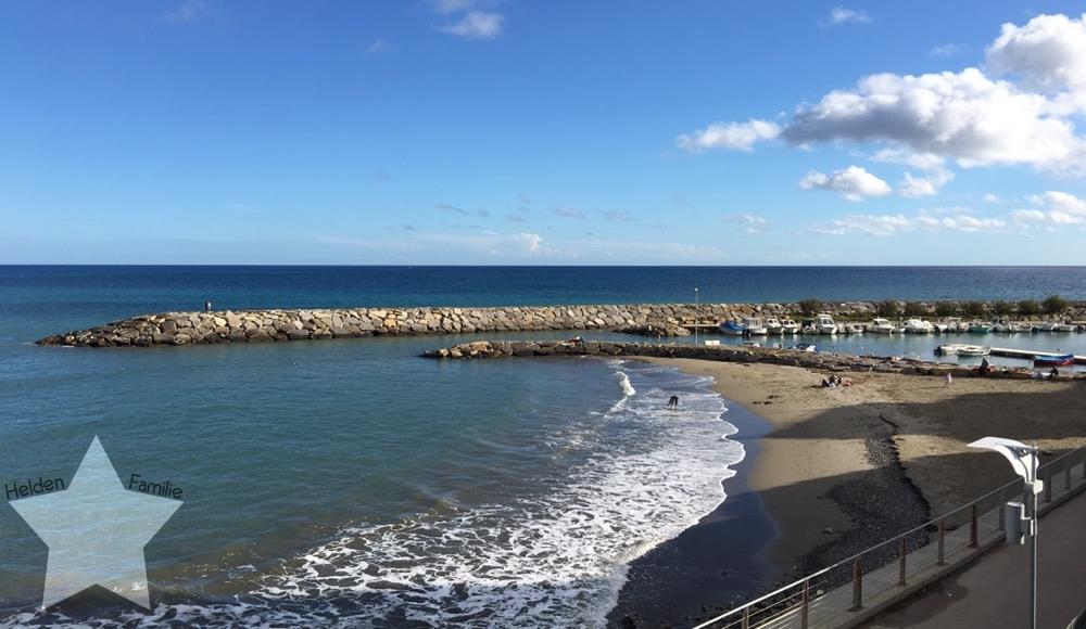 Wochenende in Bildern - Urlaub in Ligurien - am Meer