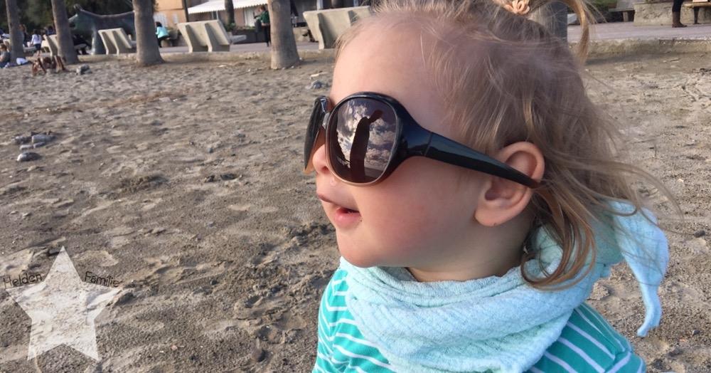 Wochenende in Bildern - Urlaub in Ligurien - Lotte und die Sonnenbrille