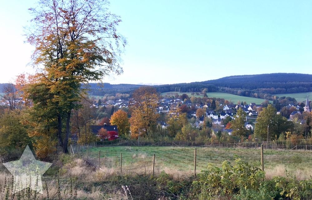 Wochenende in Bildern - Zurück in den Alltag - der Herbst ist da