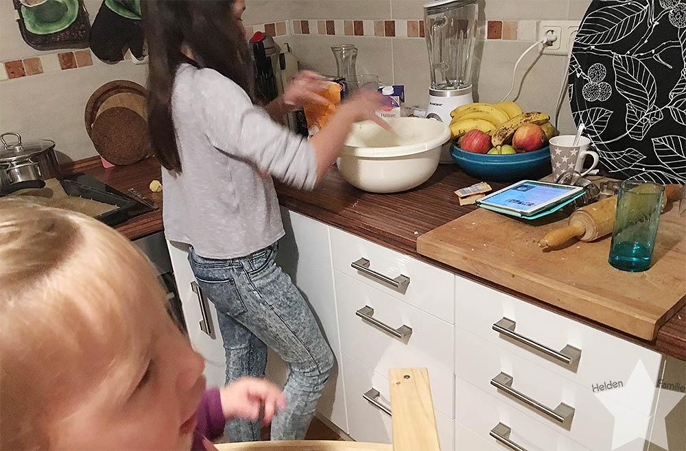 5 Freitagslieblings - Lieblingsmoment mit den Kindern der Woche - Achtsamkeit