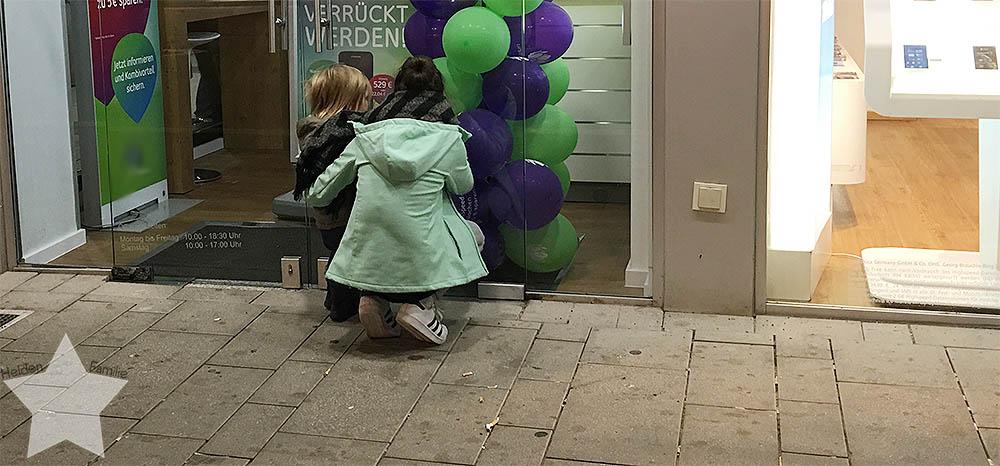Freitagslieblinge - Lieblingsmoment mit den Kindern - 10 Jahre Altersunterschied