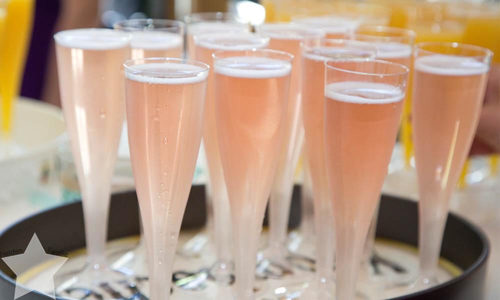 Hochzeit 2016 - wichtigstes - TOP Fünf - Sektempfang