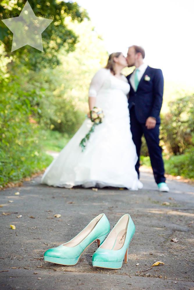 meine Hochzeit - endlich verheiratet - Fotos vom Fotografen - Brautpaarshooting
