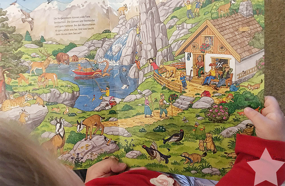 Wochenende in Bildern - Planänderungen - Lesen mit Lotte