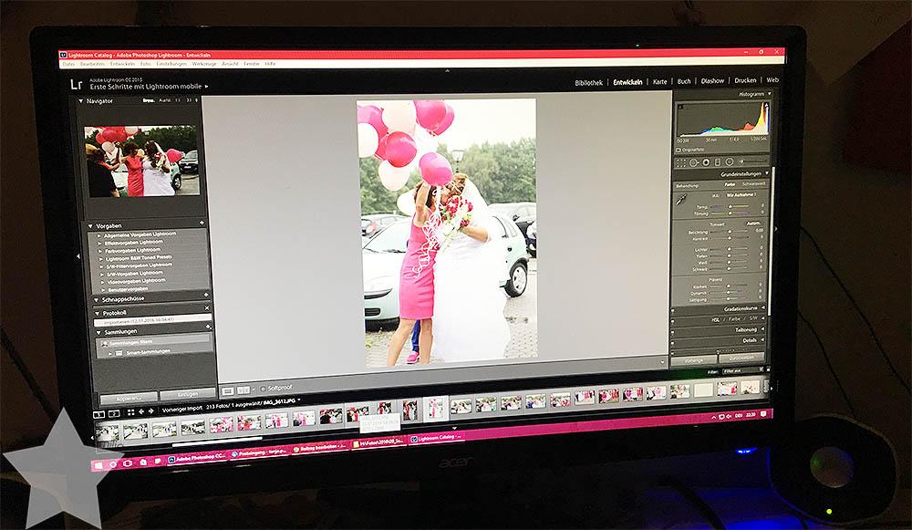 12 von 12 November - Samstagstrott - Bildbearbeitung Hochzeitsfotografie mit Lightroom