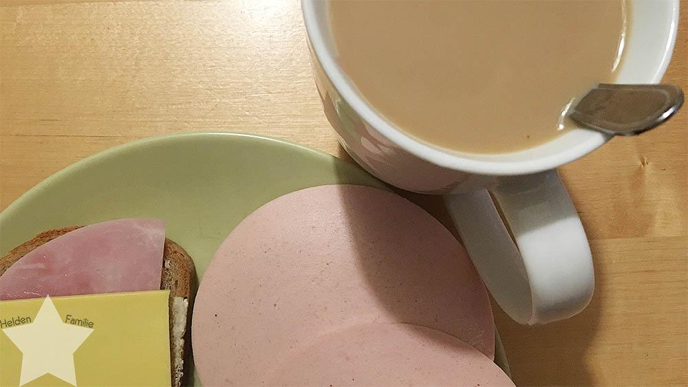Langer Uni-Tag - schnelles Frühstück