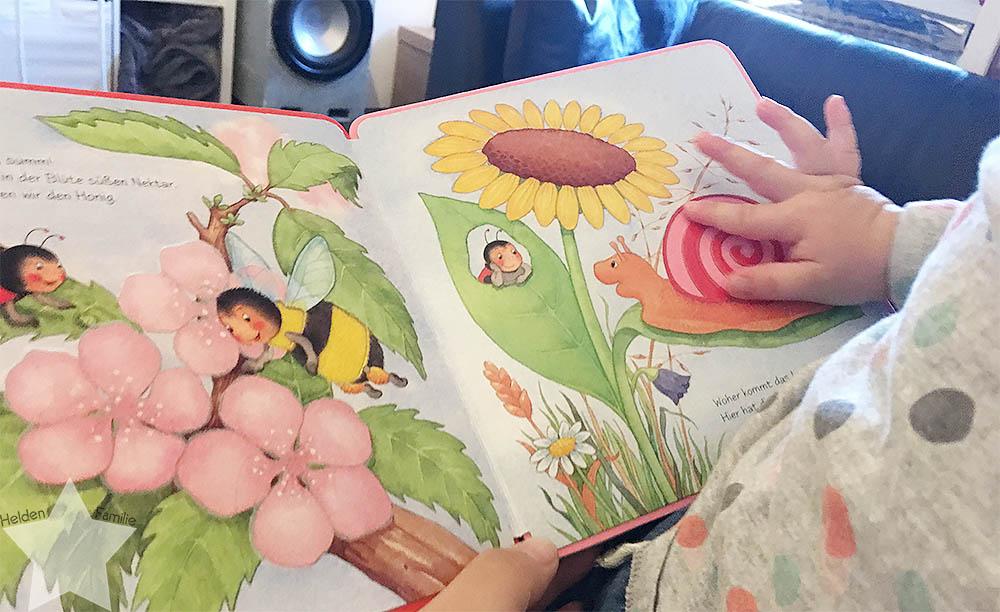 Wochenende in Bildern - Putzaktion & Babyvorbereitungen - Vorlesen