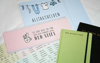 Familienplaner - so planen wir unseren Alltag