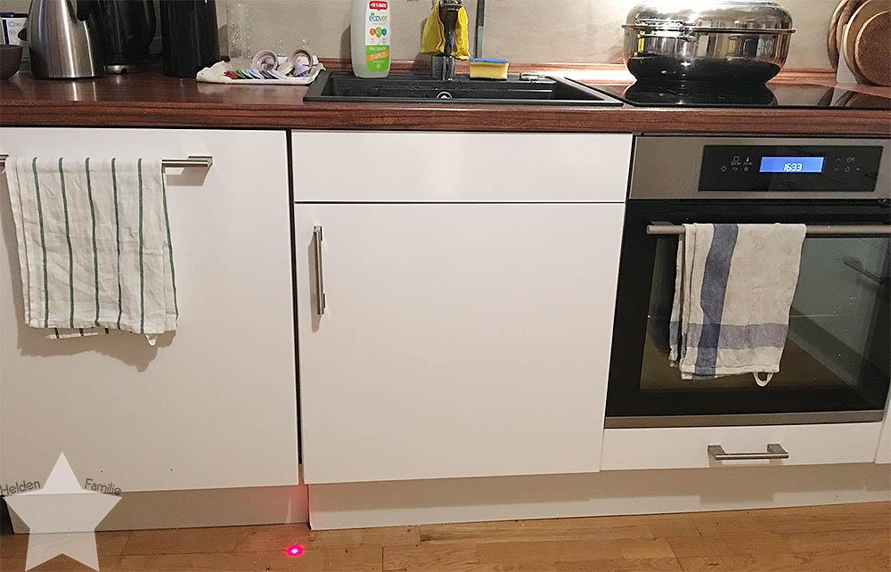 Weihnachten - Küche wieder sauber