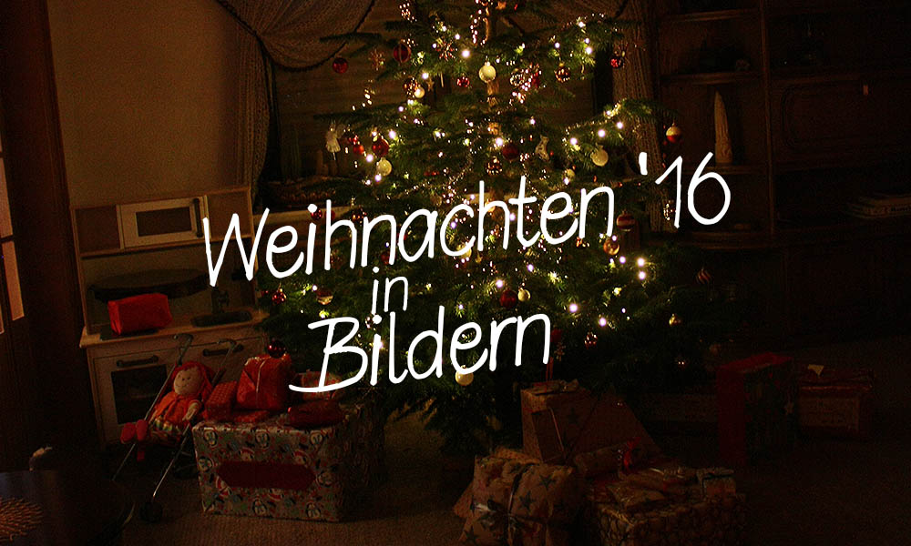Weihnachten in Bildern - Heiligabend
