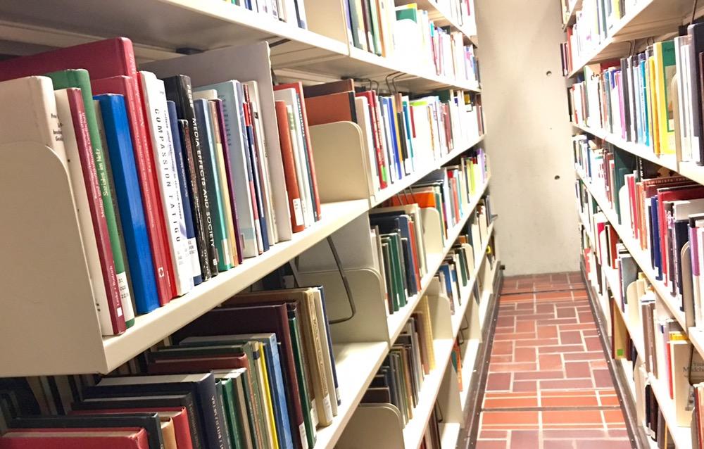 Uni-Tag - in der Bibliothek
