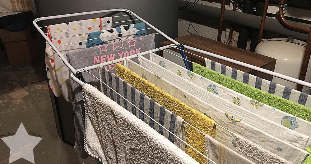 Jahreswechsel 2016/2017 - Wäsche waschen zwischen den Jahren