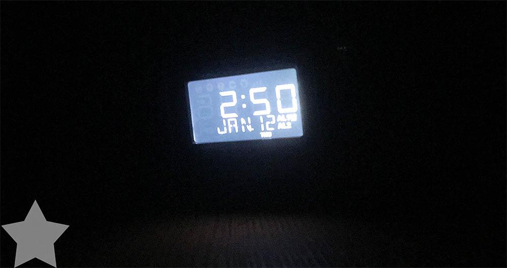 12von12 - ET -7 - Himbeerblättertee - Baby - Geburt - der Wecker