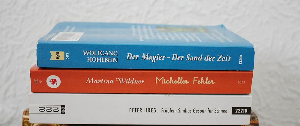 Paket 5: Jugendbücher & gemischt