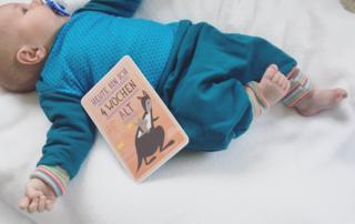 1 Monat Jona - von Bauchweh, neuem Familienalltag und ganz viel Liebe