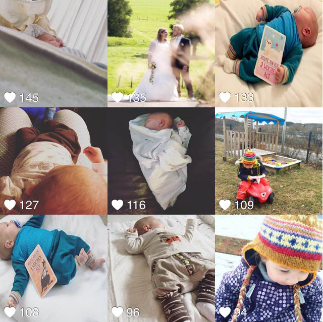 Märzpläne - zurück zum Flow - Instagram Rückblick