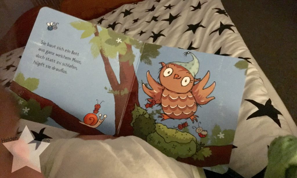 Wochenende in Bildern und 12von12 - Babyflausch - Vorlesen
