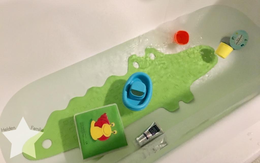 Wochenende in Bildern - Schlafdefizit & Familienzeit - Badewanne
